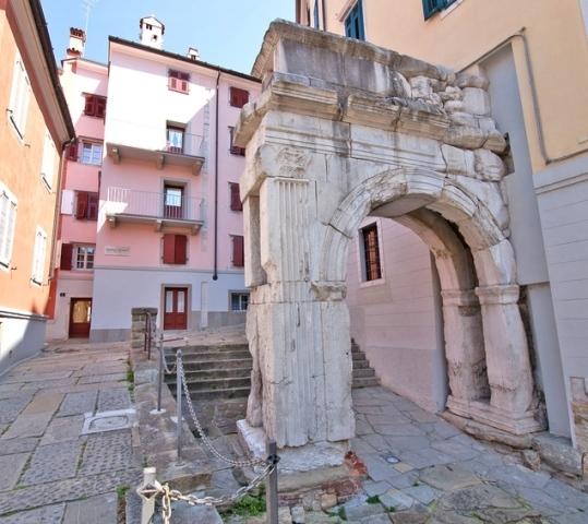 Dormi nel cuore antico di Trieste